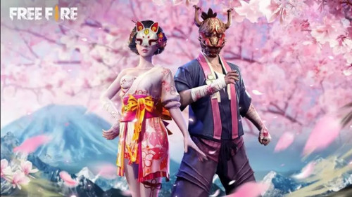 As-skins-mais-raras-do-Free-Fire-Skins-elite-sakura